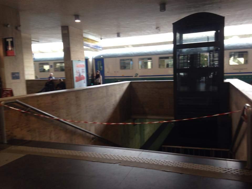 Messina, Comitato Pendolari Siciliani sul piede di guerra: acqua nei sottopassaggi e disagi ferroviari