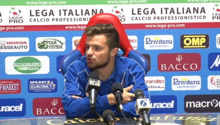 """Catania, Agazzi: """"Sia in casa che fuori serve stesso atteggiamento, nuova penalizzazione cambia poco"""""""