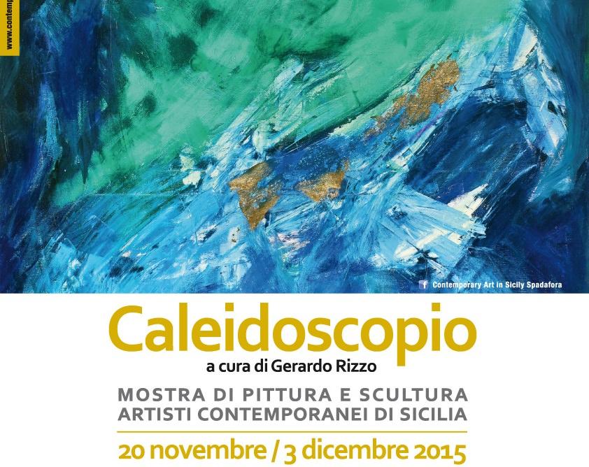 """Arte in Sicilia: a Spadafora le mostre """"Caleidoscopio"""" e """"Arte del tempo reale"""""""