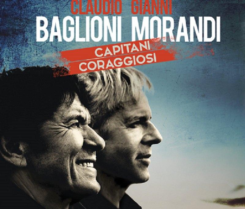 Morandi e Baglioni ad Acireale l'11 marzo 2016