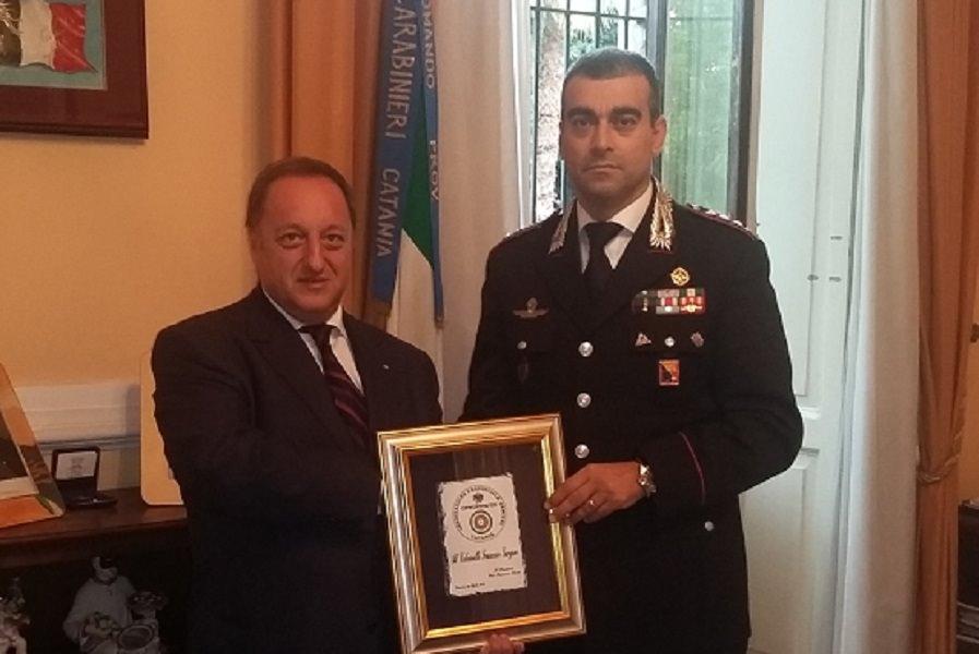 Armieri e carabinieri a confronto sulla legalità