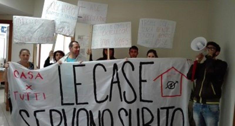 """""""Casa X Tutti"""": stop alle speculazioni edilizie a Catania"""