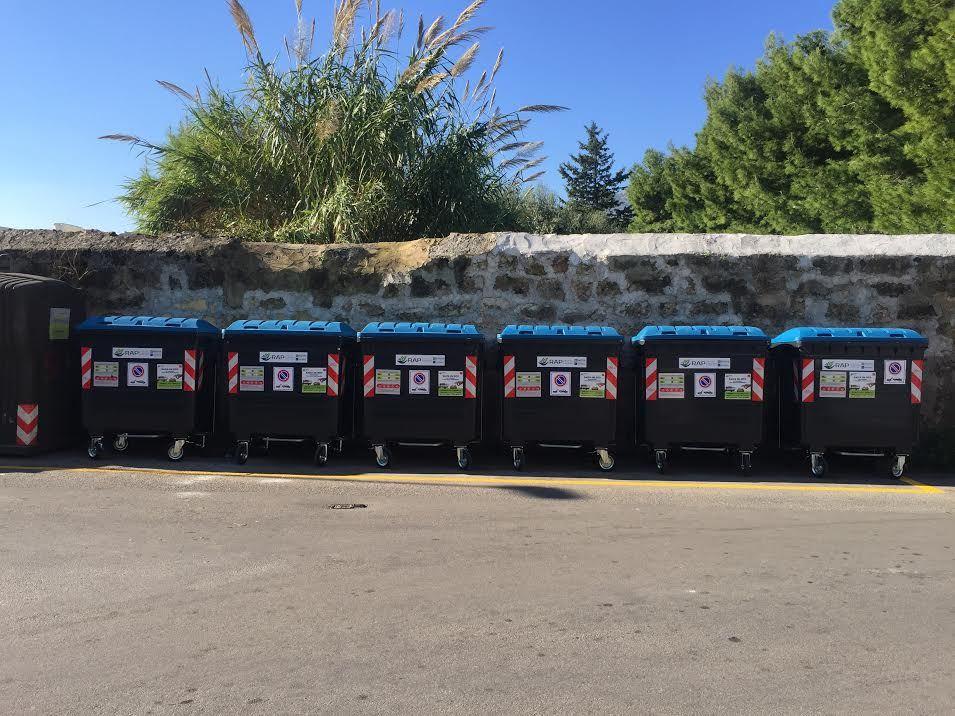 """Nuovi cassonetti, Orlando: """"Necessaria la collaborazione dei cittadini"""""""