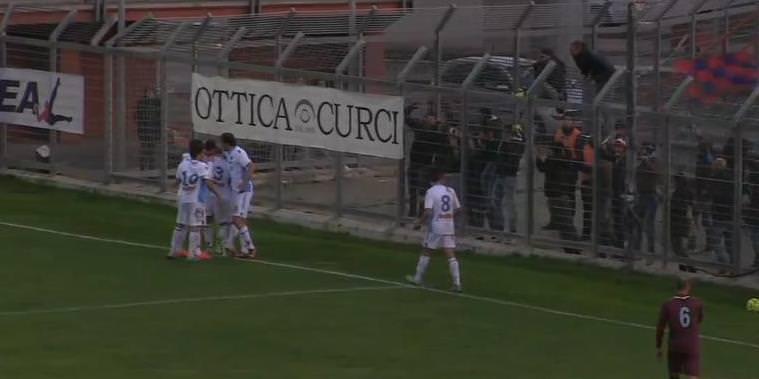 """Catania, pagelle: Nunzella """"sgomma"""" sulla sinistra, Calil decisivo"""