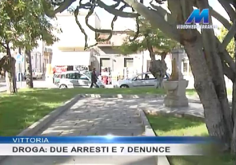 Perquisizioni a Ragusa: due arresti e sette denunce
