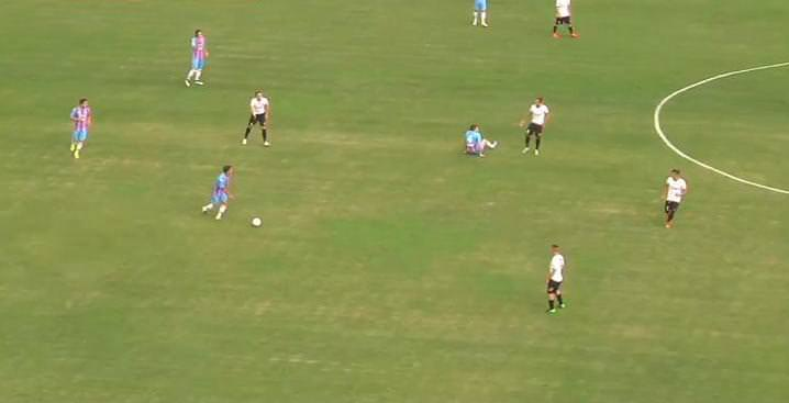 "Nè vincitori nè vinti, 0-0 tra Messina e Catania al ""San Filippo"""