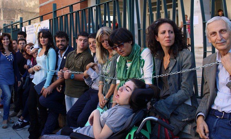 L'associazione Anffas denuncia le penalizzazioni per i disabili in Sicilia