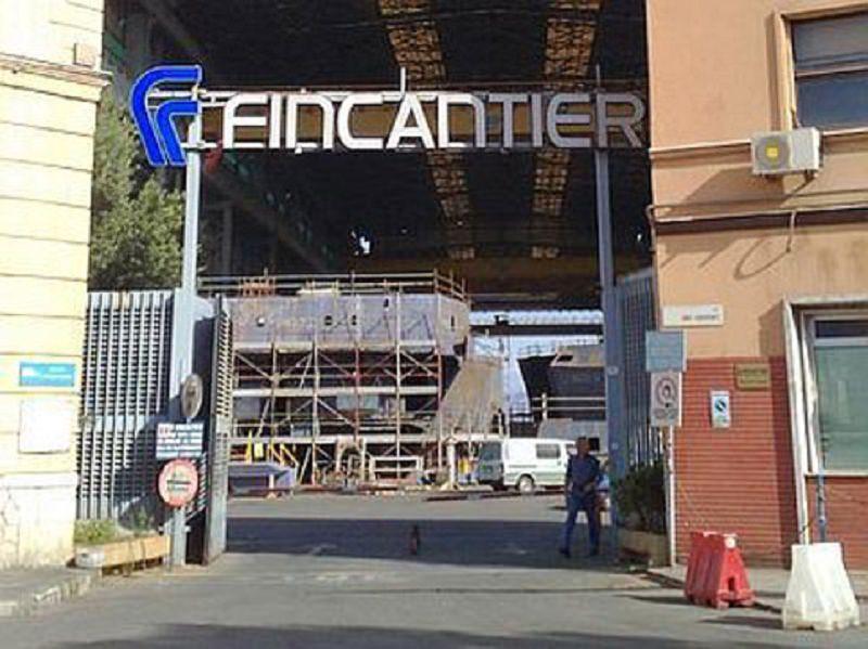 Fincantieri: i sindacati spaccati su cassa intergrazione
