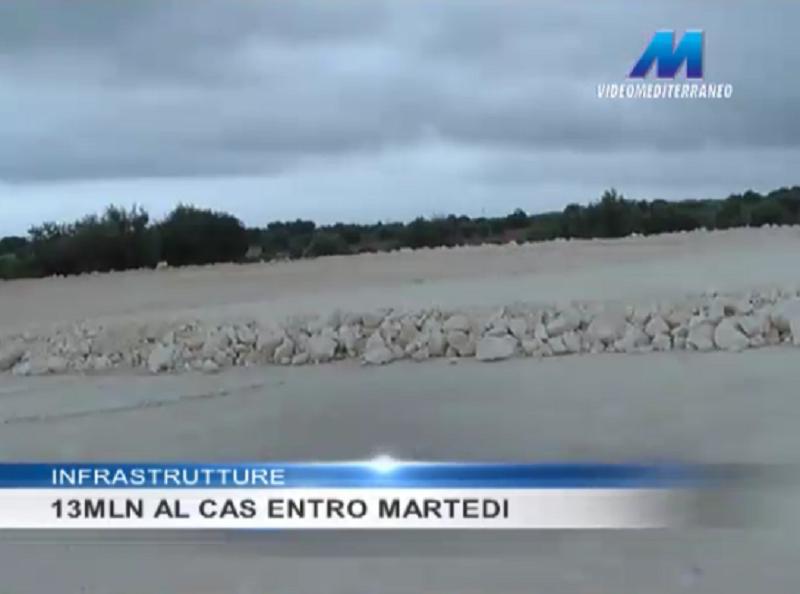 Lavori autostrada Siracusa-Gela: entro martedì arrivano 13 mln di euro