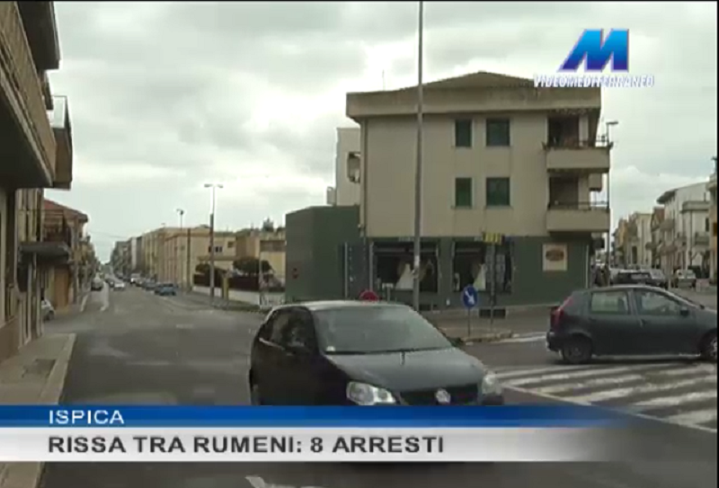 Rissa tra rumeni ad Ispica: 8 arresti e una donna (incinta) denunciata