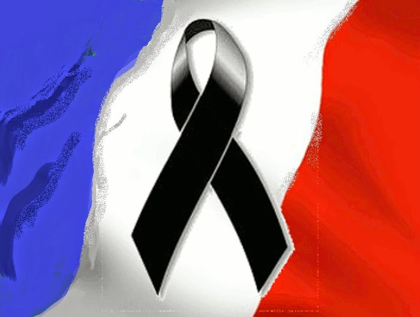 Bandiere a mezz'asta in diverse città siciliane: è lutto per la strage di Parigi