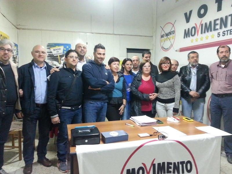"""Vittoria, M5S con due sedi e due gruppi. I dissidenti: """"Adesso parliamo noi!"""""""