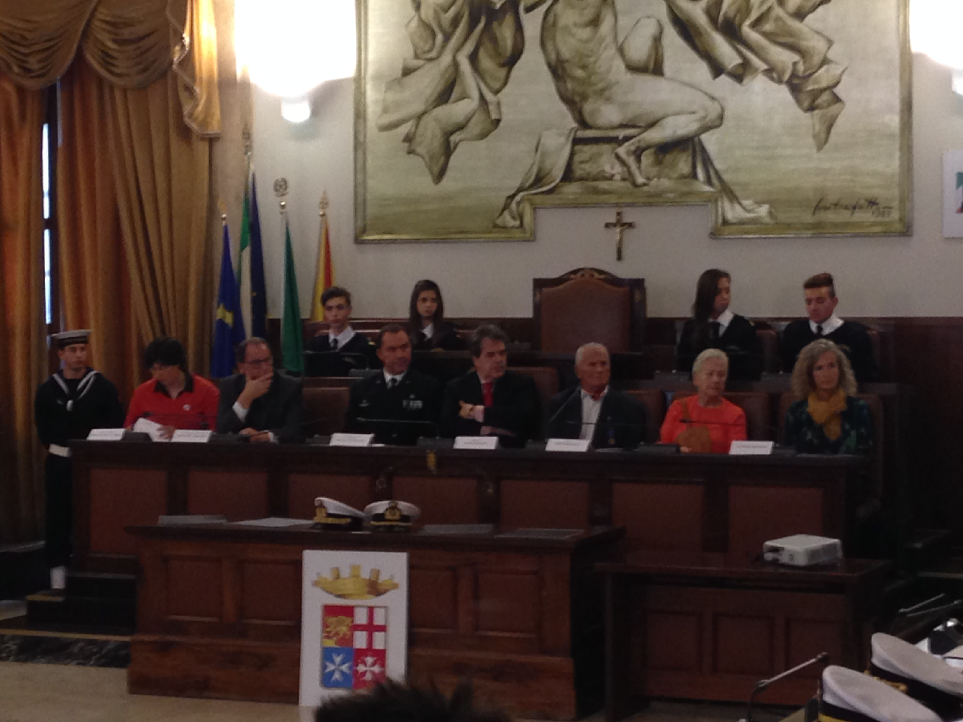 Catania, la Marina Militare presenta l'ultima campagna della nave Maestrale