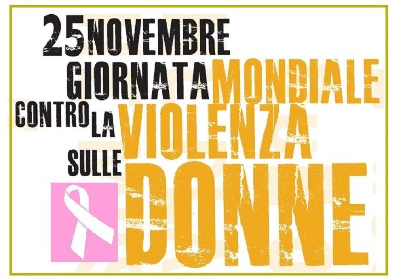 """Comiso, il Comune parteciperà alla """"Giornata internazionale contro la violenza sulle donne"""""""