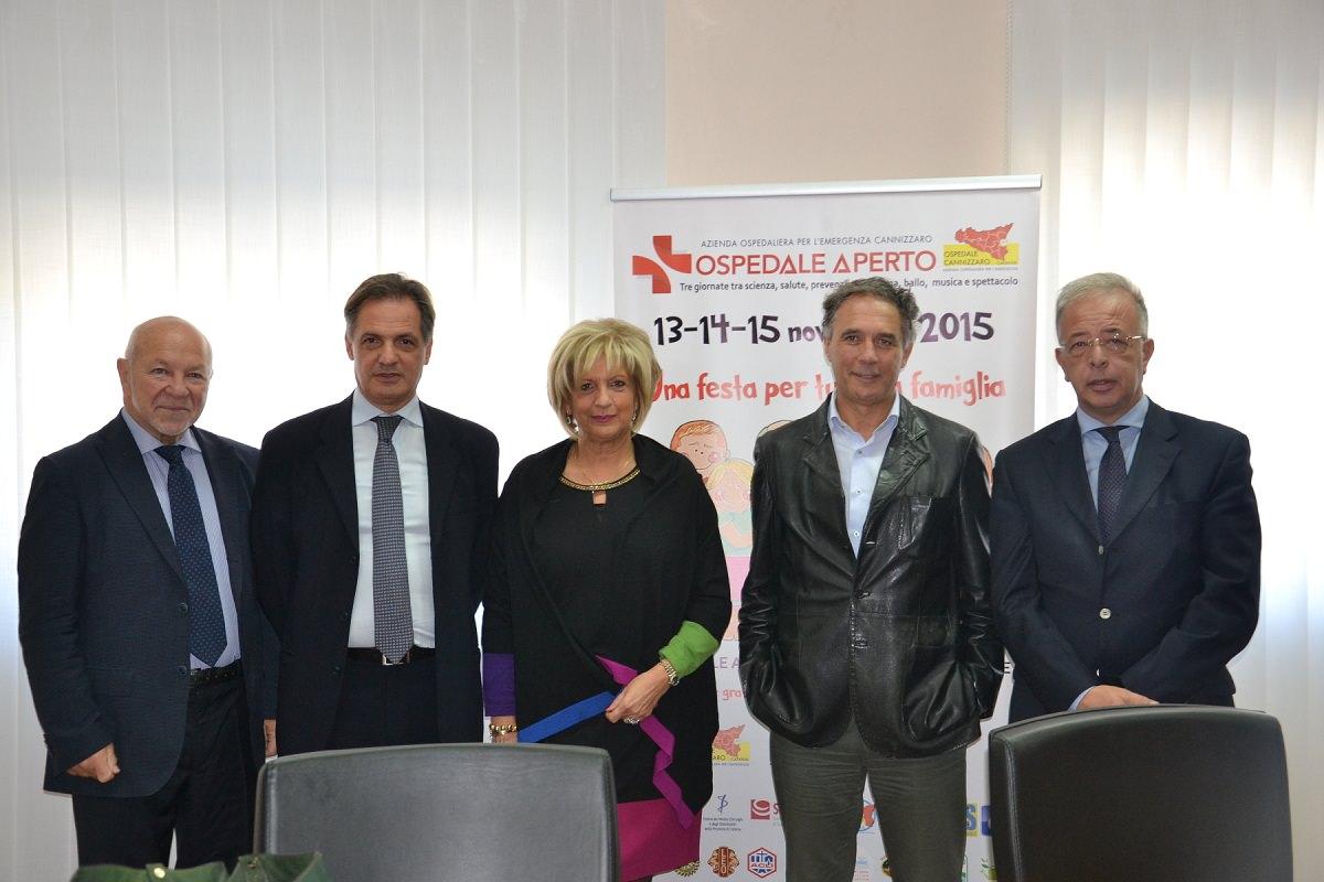 """""""Ospedale Aperto"""": il Cannizzaro celebra la """"Giornata mondiale del diabete"""""""