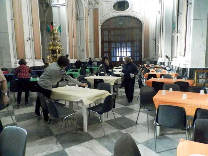 """Catania, domenica 22 il """"Pranzo di S. Elisabetta d'Ungheria"""""""