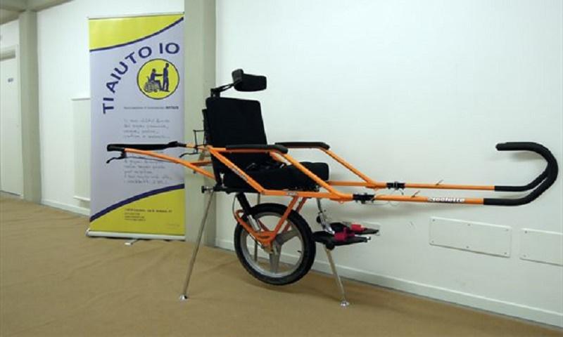Vittoria, parte raccolta fondi per l'acquisto di sedie joelette destinate ai disabili