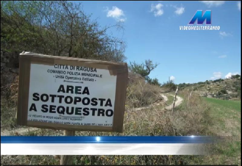 San Giacomo, sequestrate cinque villette abusive