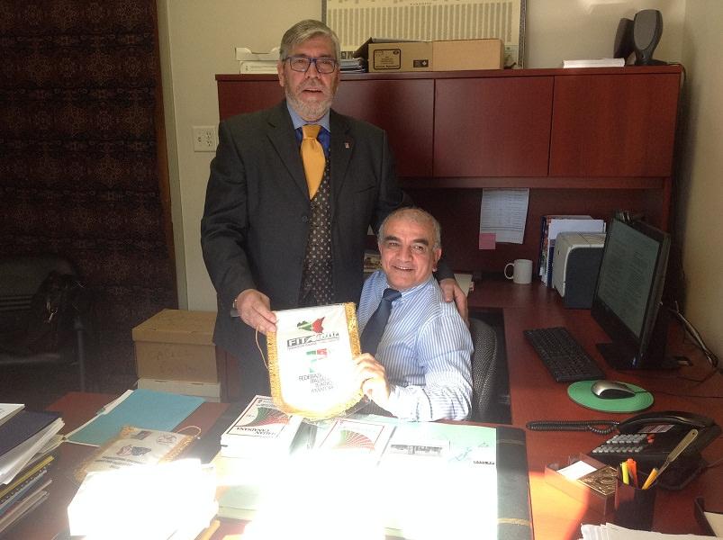 Santi Consoli in Canada: grande successo del teatro siciliano all'estero
