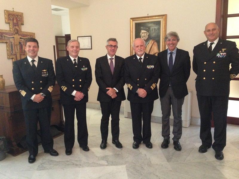 Catania, ospedale Garibaldi apre le porte alla Marina Militare