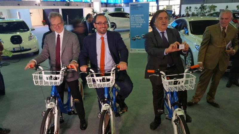 Arriva il servizio bike sharing nella città di Palermo