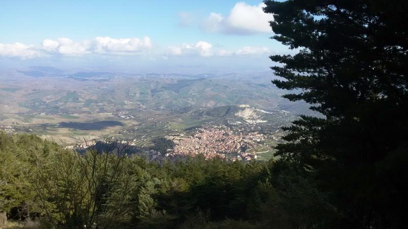Anno nuovo ai 1.600 metri di Monte Cammarata