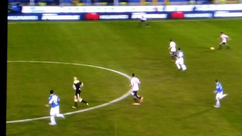 Battuto dalla Sampdoria Palermo torna a casa a mani vuote