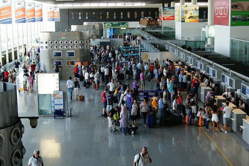 Fontanarossa, revocato divieto d'accesso al terminal per accompagnatori
