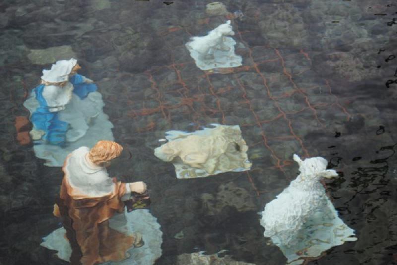 Il Presepe subacqueo: la V edizione a San Giovanni Li Cuti