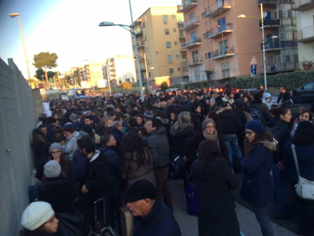 Per tre giorni 1500 aspiranti avvocati al Palanesima di Catania