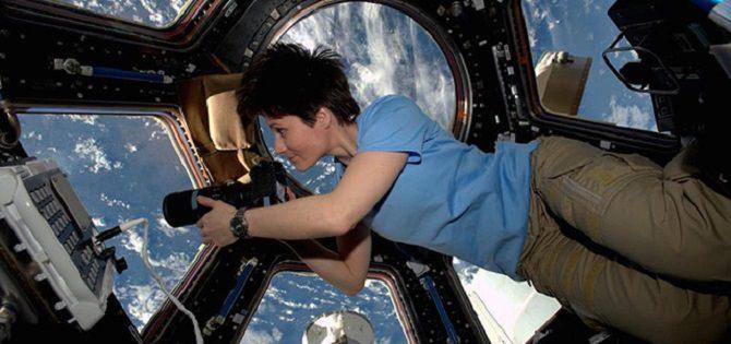 Samantha Cristoforetti in dolce attesa: l'astronauta futura mamma