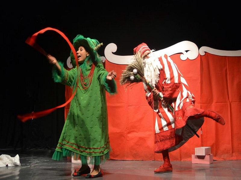"""Rassegna Nave Argo, domenica 3 gennaio in scena """"Il regalo di Babbo Natale"""""""