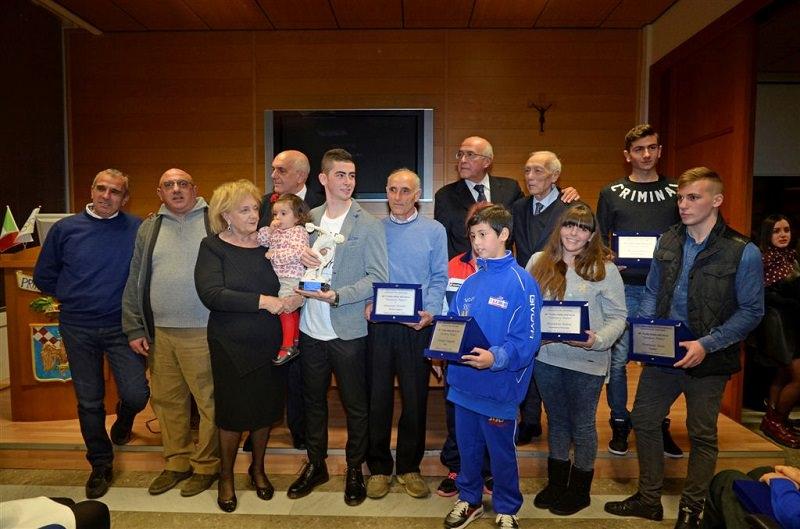Ragusa, Premio Padua al karateka Giuseppe Panagia