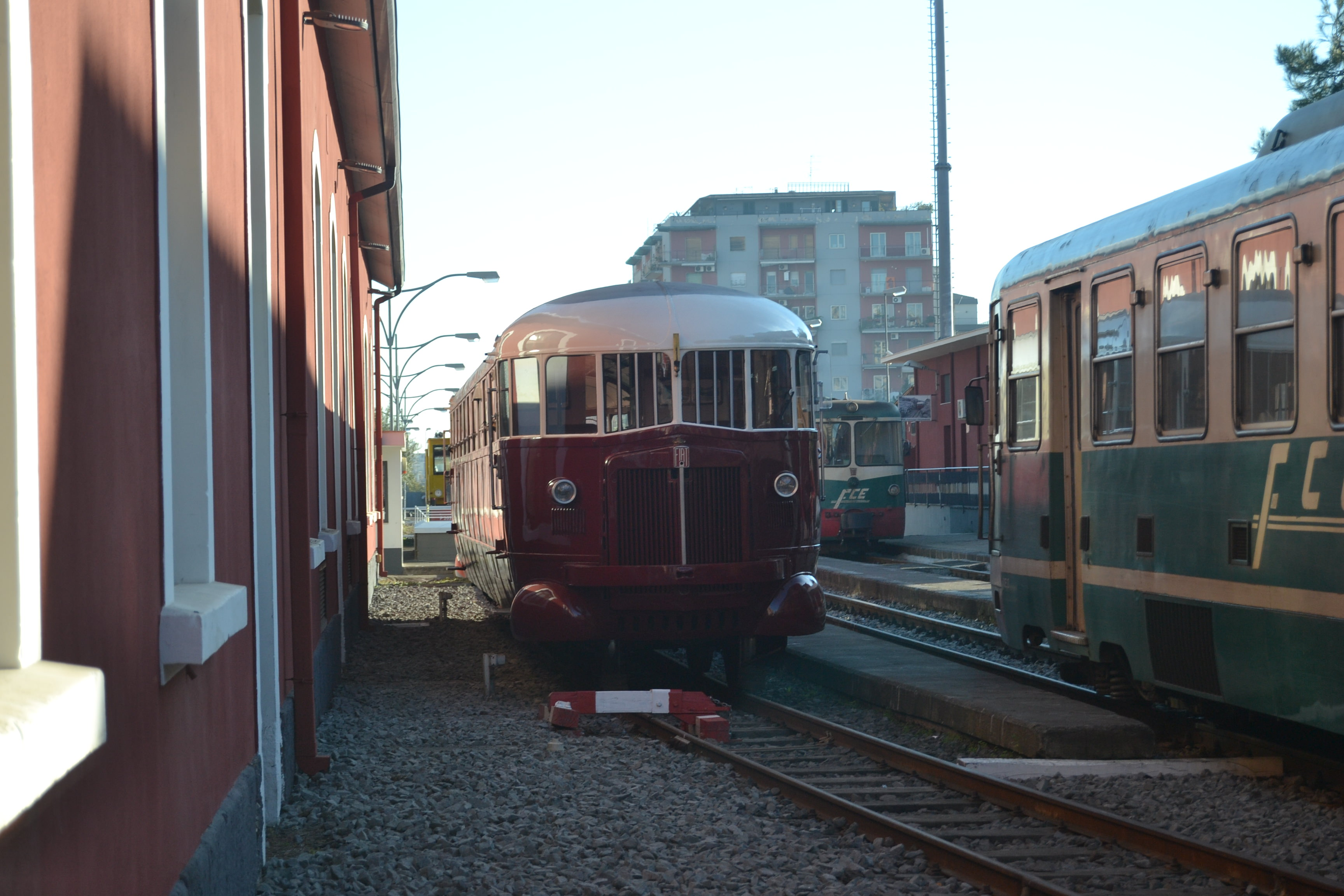 """Mancata apertura domenicale e dimezzamento corse Ferrovia Circumetnea, Fast Confsal: """"Ancora nessun riscontro favorevole"""""""