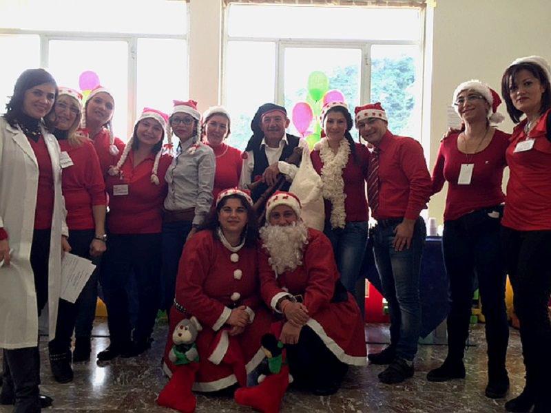 Festeggiamenti al Bambin Gesù di Taormina: un sorriso per i piccoli pazienti
