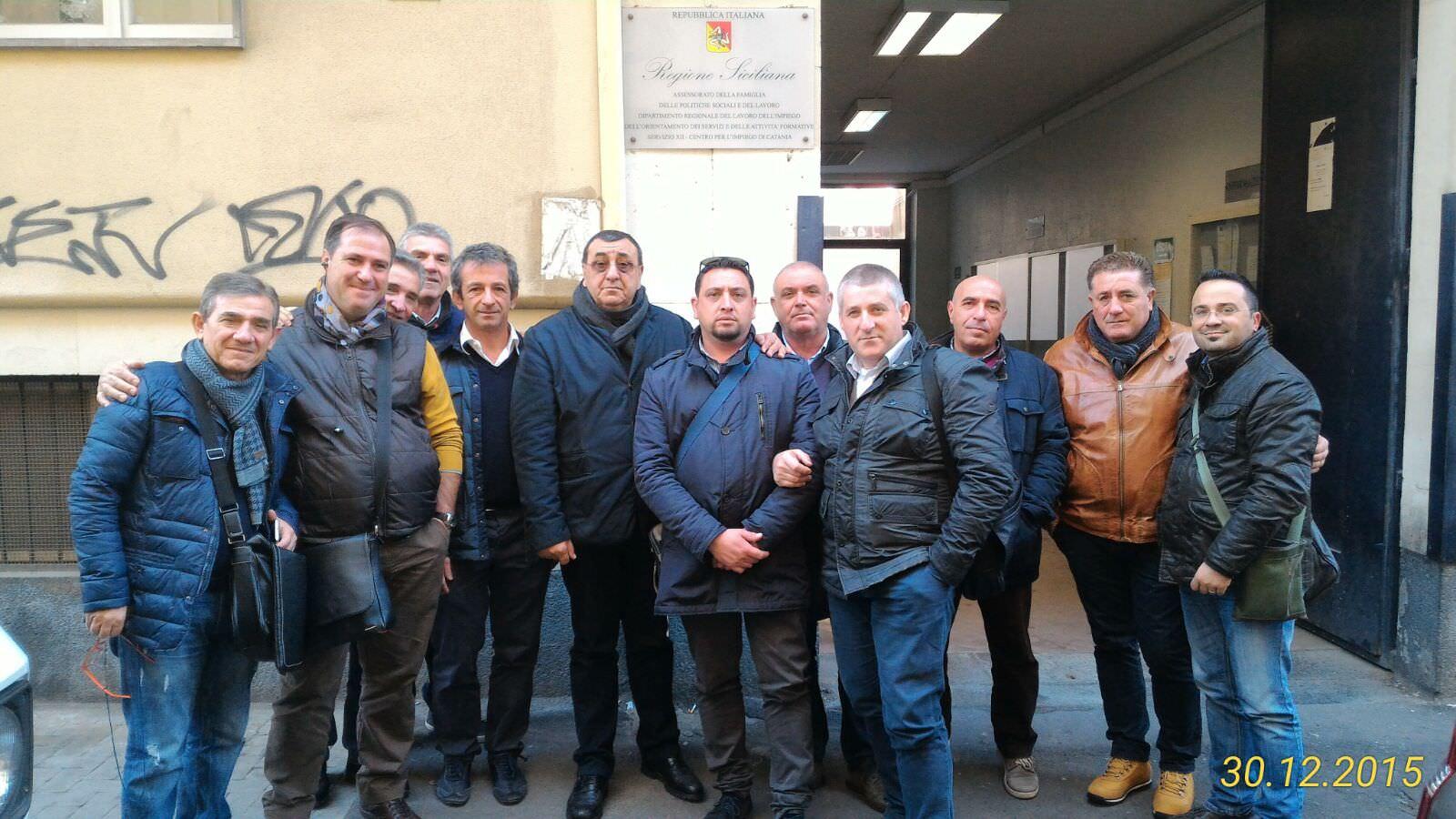 Tecnis: a Catania cassa integrazione anche per le aziende collegate