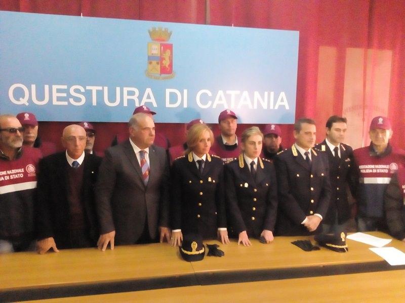 Catania, attive dal 21 dicembre nuove iniziative di controllo del territorio