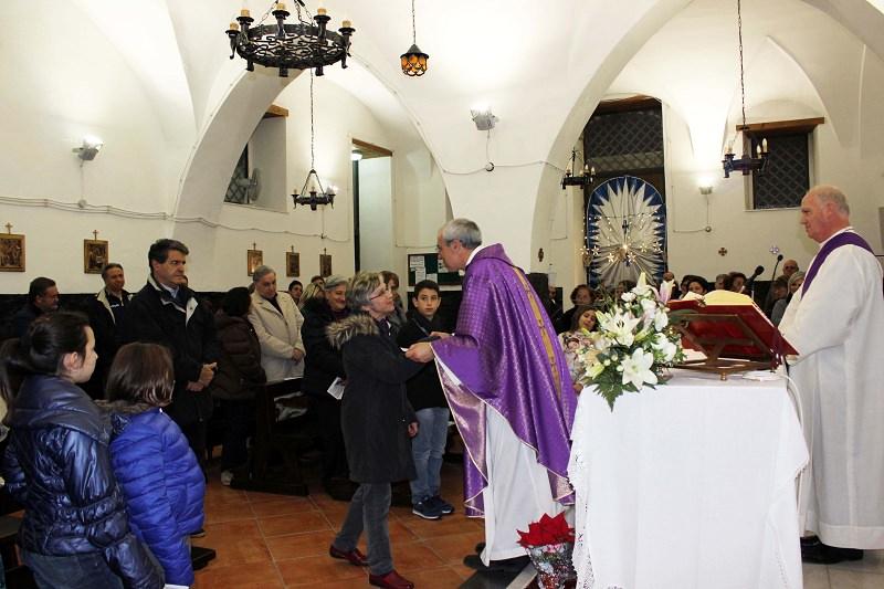 """Catania, """"Il Ritiro di Avvento"""" per operatori e volontari della Caritas"""