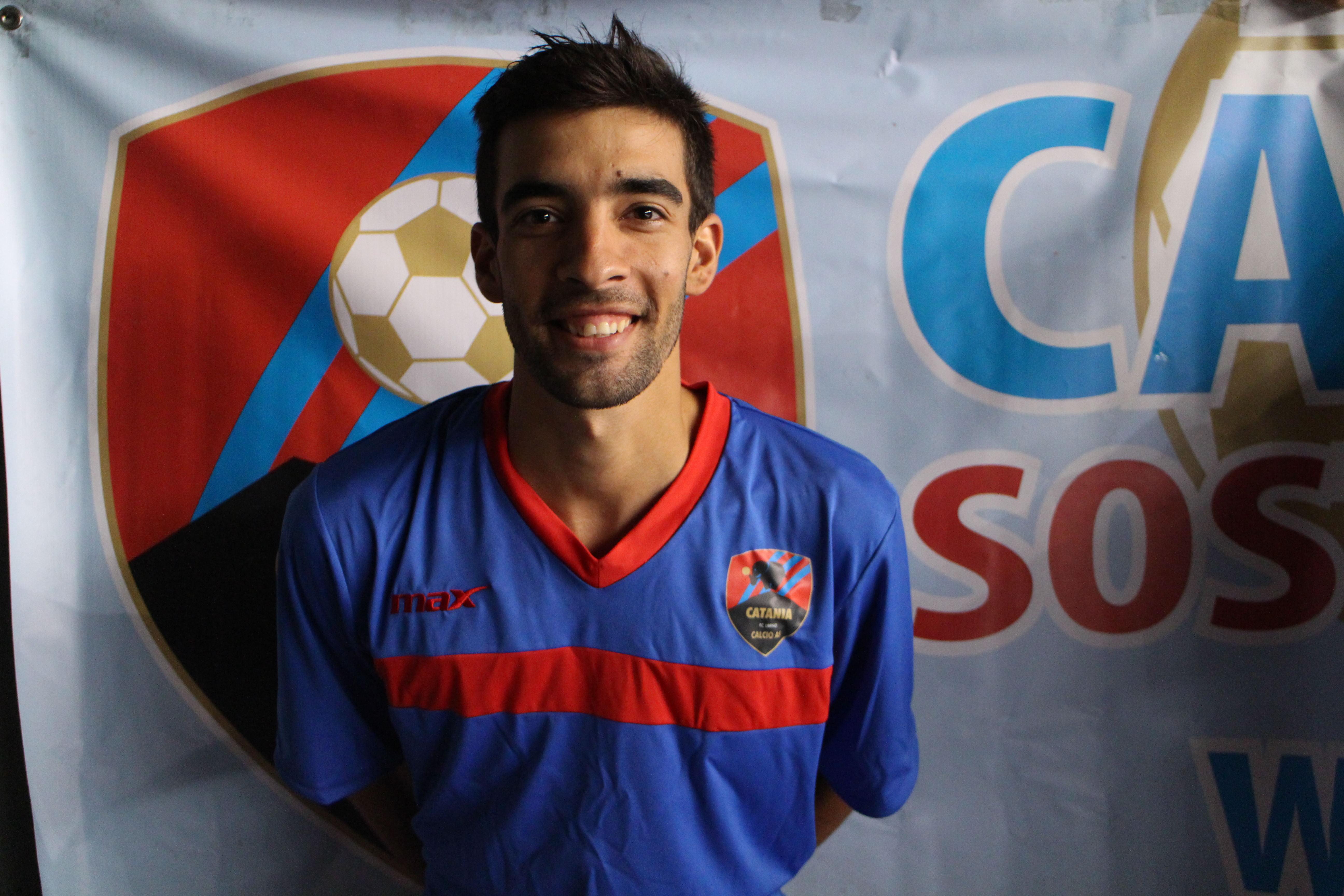 Il Catania saluta Lopes Neves: il giocatore ceduto all'Asd Civitella