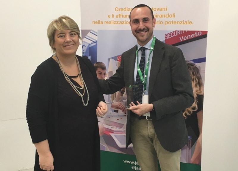 """Catania, Antonio Perdichizzi premiato come """"Leadership Award"""""""