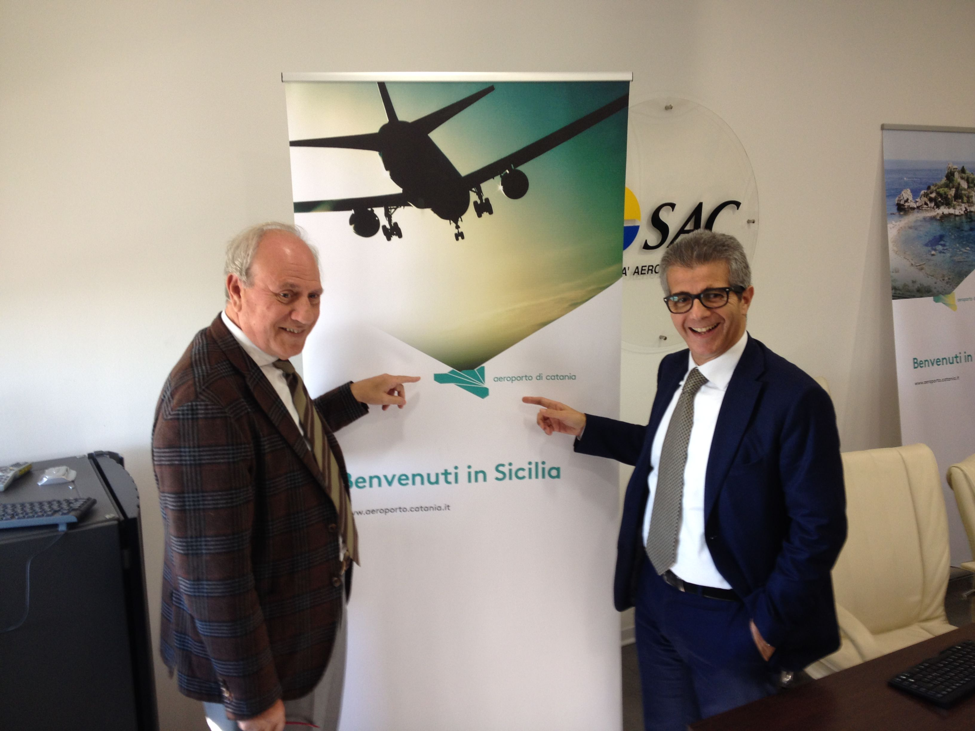 Aeroporto di Catania ancora più smart: le innovazioni social e il nuovo logo