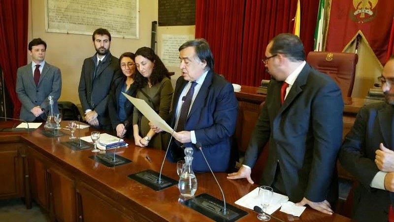 Cittadinanza onoraria di Palermo a popolo curdo