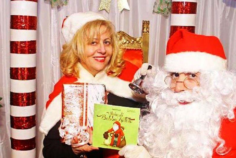 Babbo Natale Storia.La Vera Storia Di Babbo Natale Raccontata Da Sara Favaro Newsicilia
