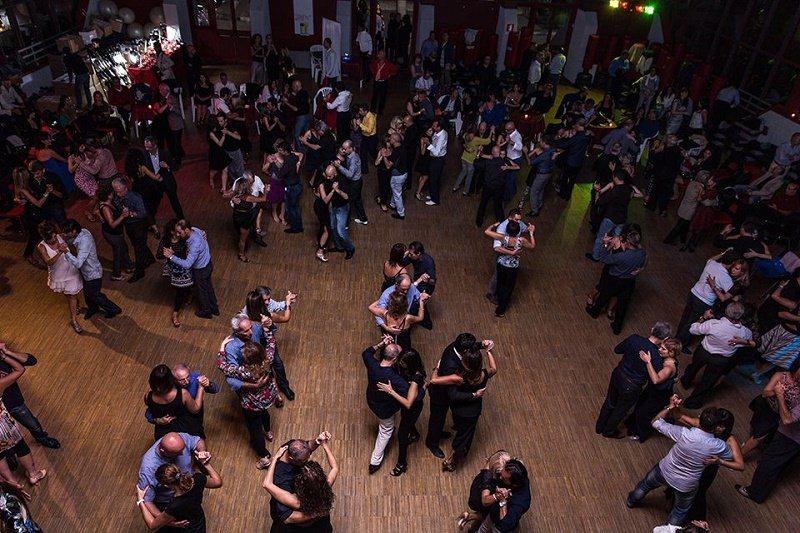 Gran Galà del Primo Gennaio, il tango all'Empire di Catania
