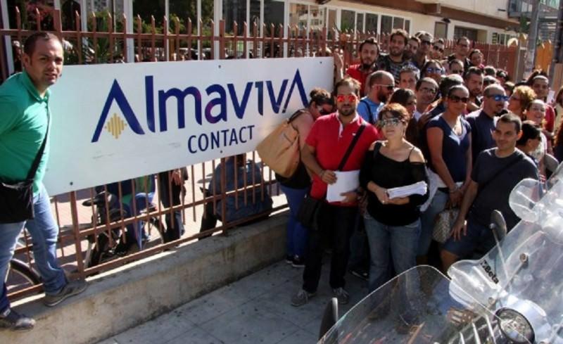 Proteste Almaviva: Cgil a Roma per trovare una soluzione