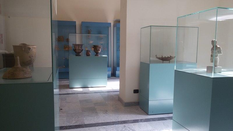 Catania, porte aperte al pubblico nel Museo di Archeologia