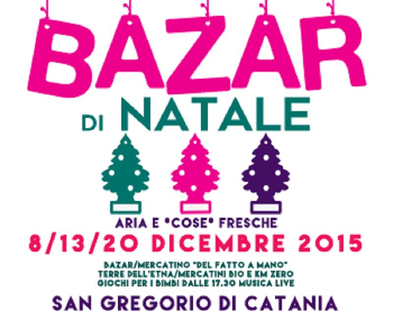 San Gregorio, al via l'otto dicembre i bazar di Natale