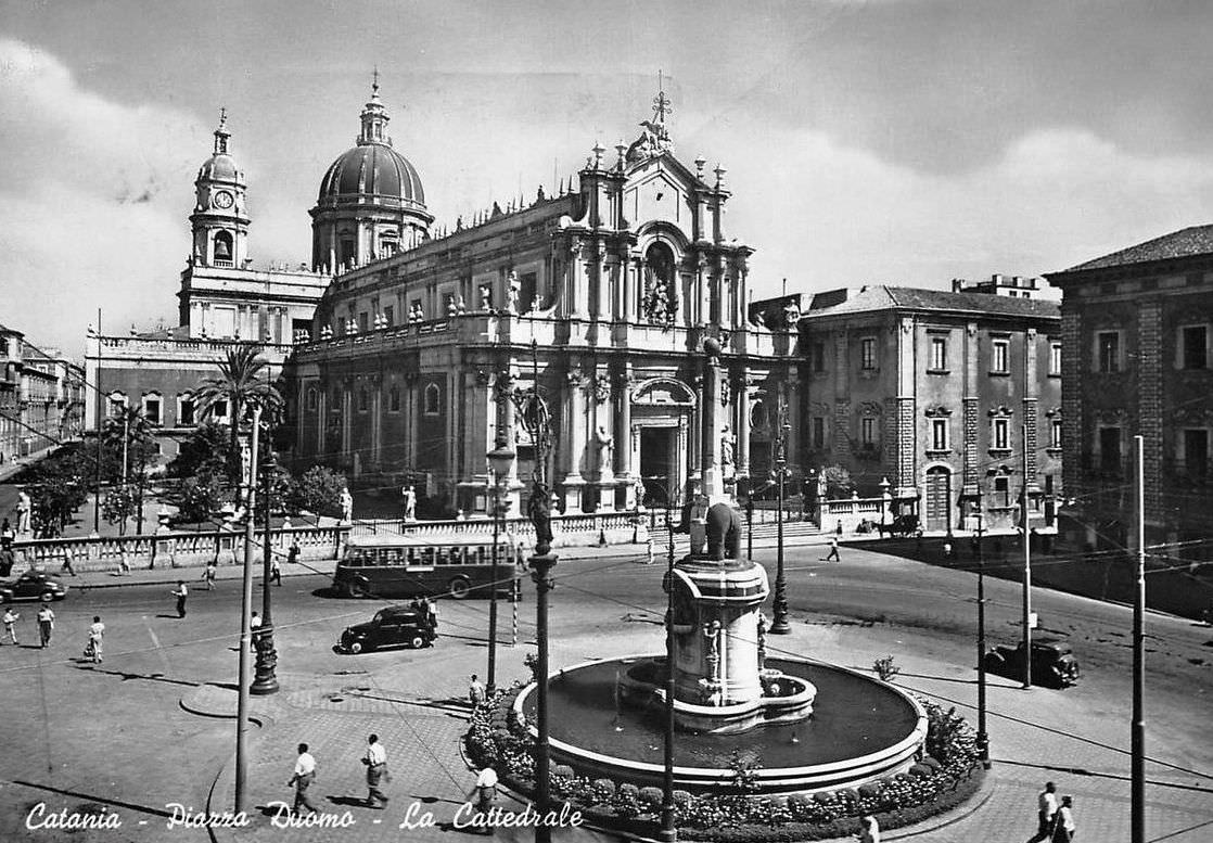 Dalla Cattedrale alla Collegiata: Catania e le sue 140 chiese
