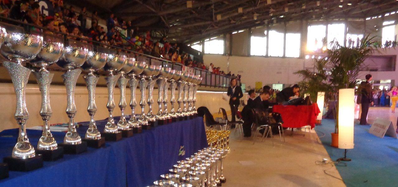 Al Palaghiaccio Coppa Sicilia e Coppa Campioni di Danze Artistiche