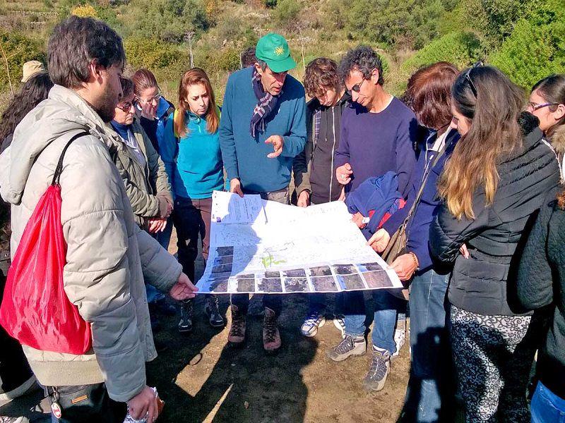 San Gregorio: universitari studiano la riserva Micio Conti